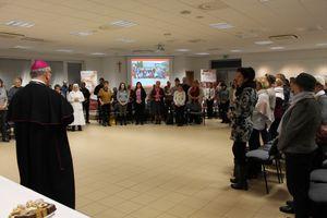 Stretnutie charitnej rodiny na záver roka